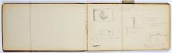 Ernst Herzfeld Papers, Series 2: Sketchbooks; Subseries 2.13: Damascus 1, 1914: Sketchbook 32