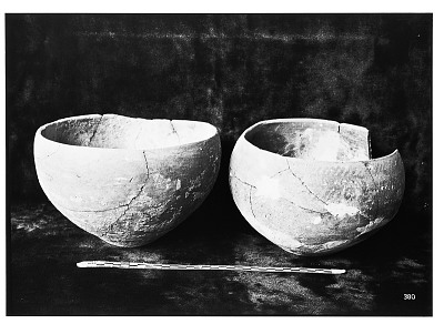 Saveh (Iran): Two Ceramic Vessels [graphic]