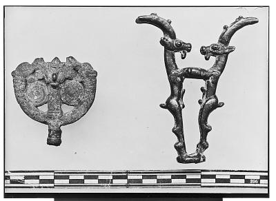 Luristan (Iran): Cast Bronzes known as Luristan Idols [graphic]