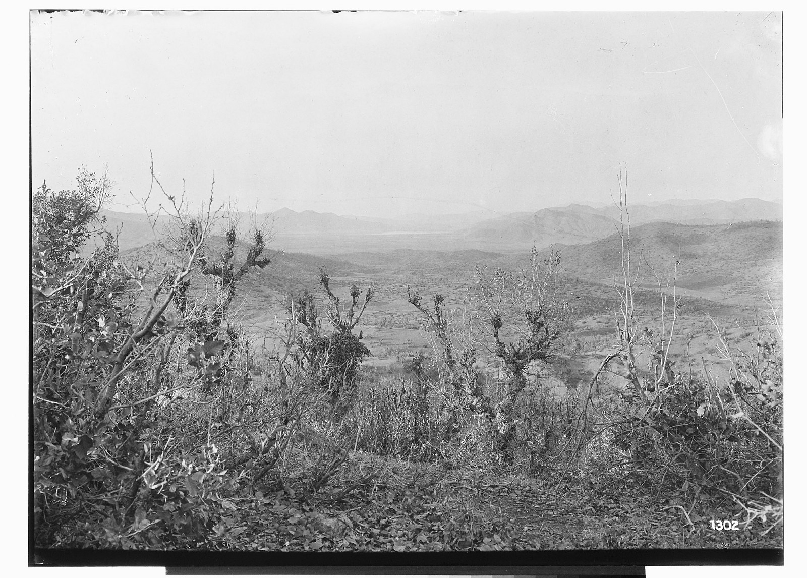 Plain Black Background Landscape