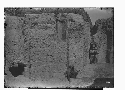 Excavation of Kuh-e Khwaja (Iran): Ruins of Ghaga-Shahr,