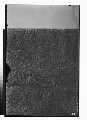 Excavation of Persepolis (Iran):
