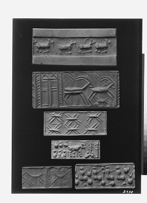 Cylinder Seal Impressions [graphic]