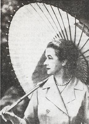 Elizabeth Gordon Papers 1958-1987