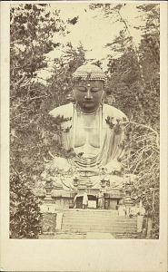 images for Kamakura Daibutsu, 1873. graphic-thumbnail 1