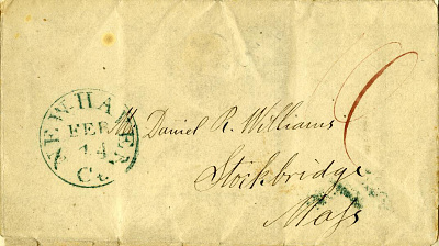 Correspondence, Abbott H. Thayer to Clara A. May 1890-1899