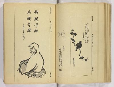Hōitsu shōnin shinseki kagami zenpen