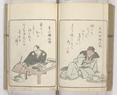 Kyōka ryakuga sanjūrokkasen