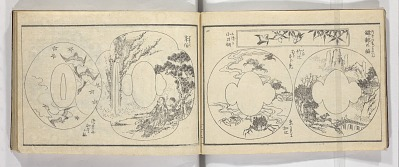 Kachō sansui zushiki