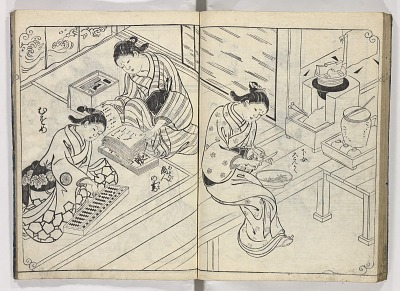 Hyakunin jorō shinasadame