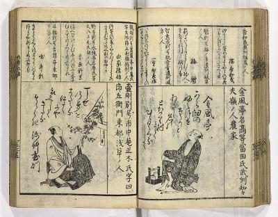 Kyōka gazō sakusha burui