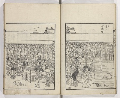 Edo yūran hana goyomi