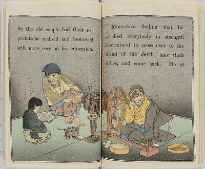 Japanese Fairy Tales Series
