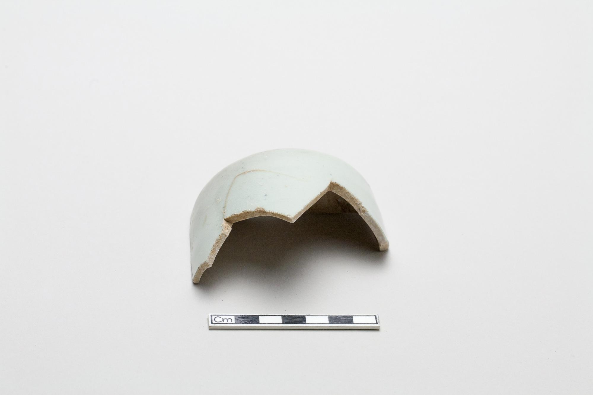 Incense burner, base fragment