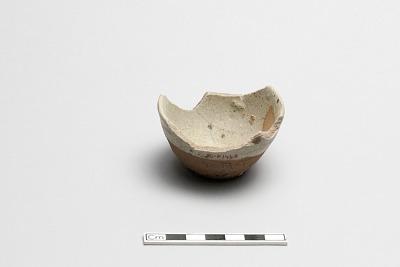 Sake cup fragment (base)