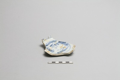 Plate fragment (base)