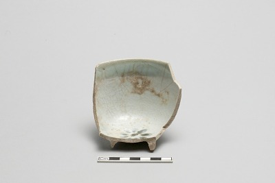 Bowl fragment (base)