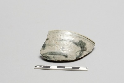 Small bowl, rim fragment