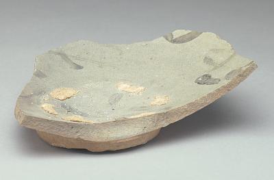 Bowl fragment (base)