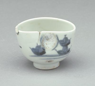 Large sake cup
