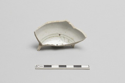 Small bowl, fragment of base