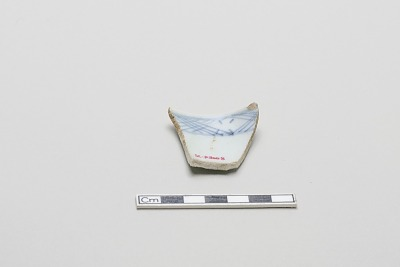 Rim sherd of a small bowl