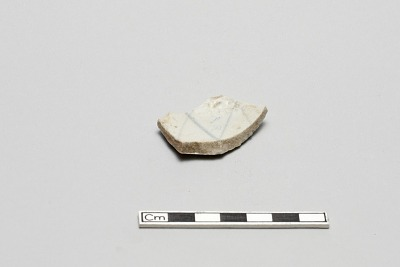 Body sherd of a small bowl