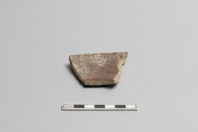 Vessel wall, fragment
