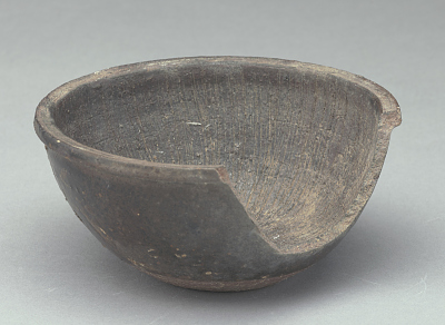 Small grating bowl, broken