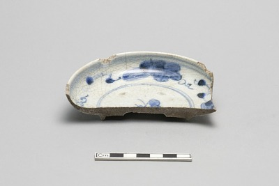 Fragment of small dish