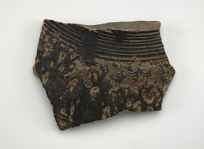Shoulder of large jar (fragment)