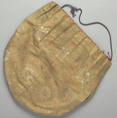 Storage bag (shifuku) for tea-ceremony utensil