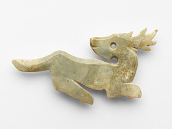 Pendant in the form of a stag