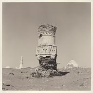 Minaret at Mocha, Yemen, 1996