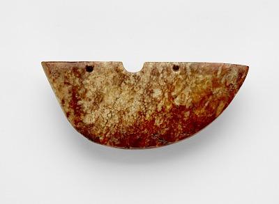 Arc-shaped pendant (<i>huang</i> 璜)
