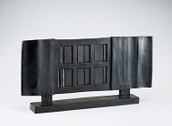 Black Pottery Windows (Kokutō no mado)