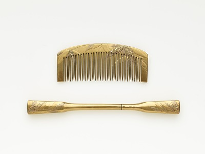 Comb and hairpin