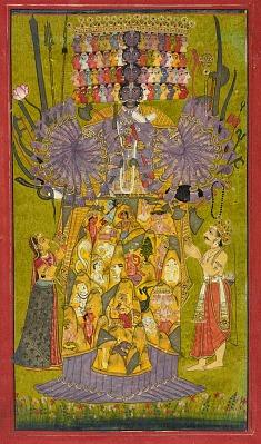 Krishna Vishvarupa