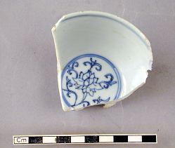 Fragment of a cup