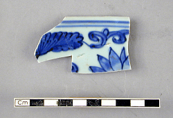 Fragment of a large bowl