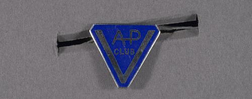 Pin, Lapel, War Worker, Accles and Pollock Ltd.
