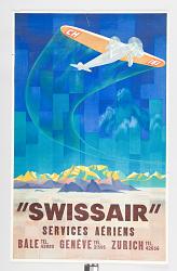 """""""Swissair' Services Aeriens"""