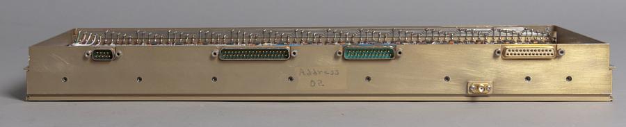 Processing Board/Filter Bank, Microwave Limb Sounder, UARS