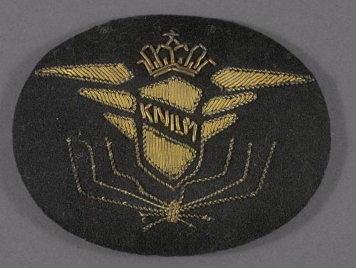 Badge, Cap, KNILM Airlines