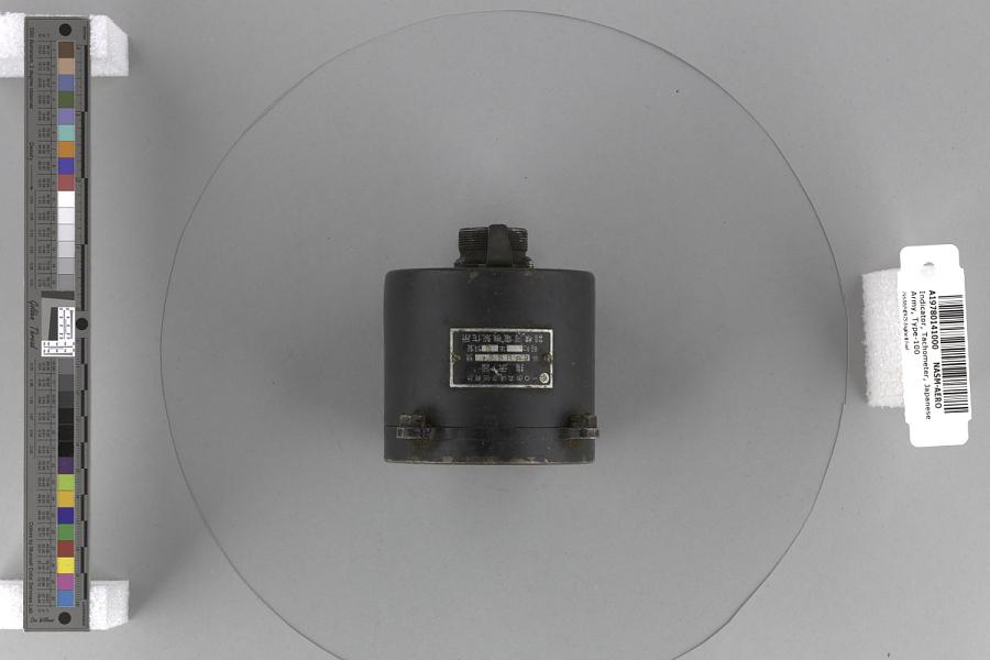 Indicator, Tachometer, Japanese Army, Type-100
