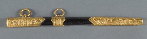 Scabbard, Dagger, Imperial Russian Navy, Alexander de Seversky