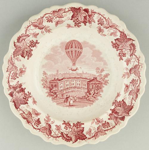 Plate, Soup
