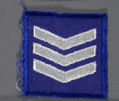 Insignia, Sergeant, Civil Air Patrol (CAP)