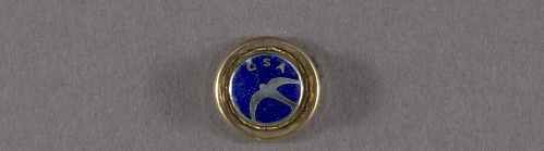 Pin, Lapel, Fawcett Aviation Compania