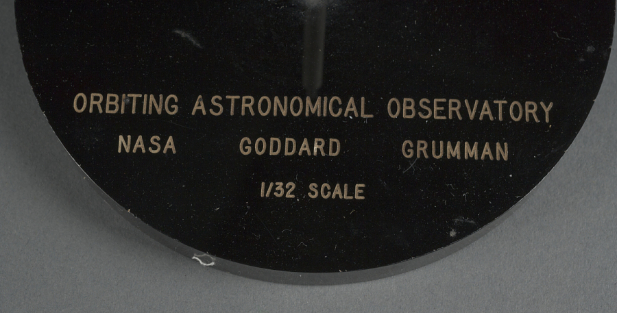 Stand, Model, Observatory, Orbiting Astronomical